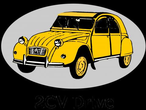 2cv drive - Ieper
